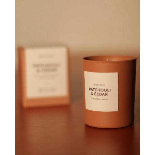 Парфюмированная свеча PATCHOULI&CEDAR