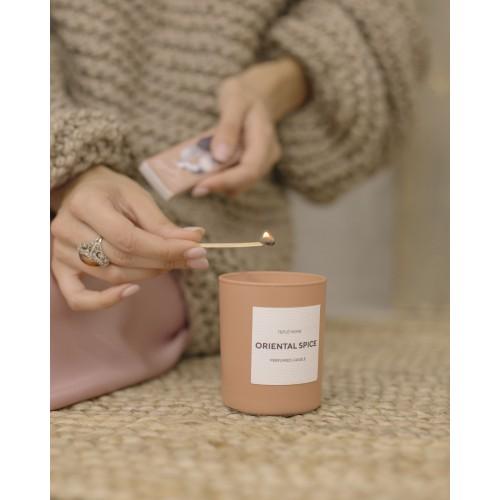 Парфюмированная свеча Mystic Sandal